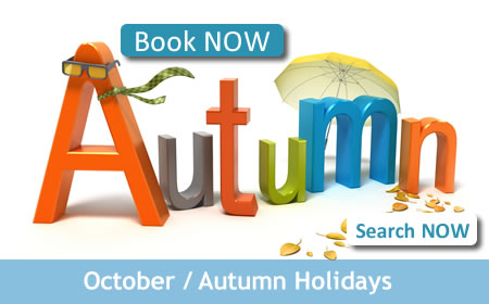 Search Autumn Holidays